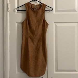 NWT LF lace up dress